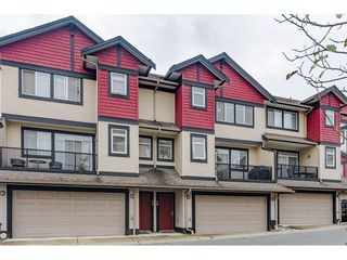 """Main Photo: 14 7168 179 Street in Surrey: Cloverdale BC Townhouse for sale in """"Ovation"""" (Cloverdale)  : MLS®# R2405736"""
