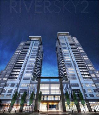 """Main Photo: 1107 988 QUAYSIDE Drive in New Westminster: Quay Condo for sale in """"RIVERSKY2 BY BOSA"""" : MLS®# R2434384"""