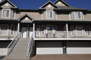 Main Photo: 49 903 RUTHERFORD Road in Edmonton: Zone 55 Townhouse for sale : MLS®# E4204600