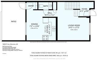 Photo 42: 18208 91 Avenue in Edmonton: Zone 20 Townhouse for sale : MLS®# E4217084