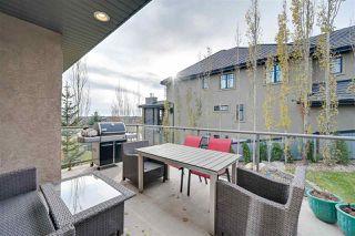 Photo 21: 821 MASSEY Landing in Edmonton: Zone 14 House Half Duplex for sale : MLS®# E4177686