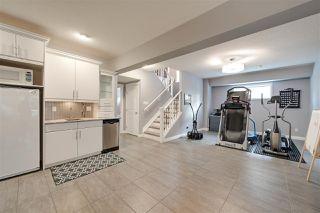 Photo 26: 821 MASSEY Landing in Edmonton: Zone 14 House Half Duplex for sale : MLS®# E4177686