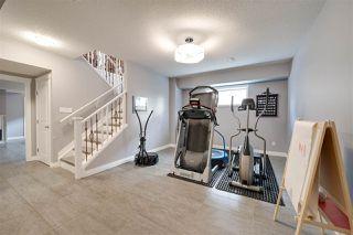 Photo 27: 821 MASSEY Landing in Edmonton: Zone 14 House Half Duplex for sale : MLS®# E4177686
