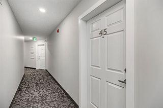 Photo 6: 415 11511 27 Avenue in Edmonton: Zone 16 Condo for sale : MLS®# E4181037