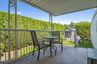 """Photo 15: 66 2270 196 Street in Langley: Brookswood Langley Manufactured Home for sale in """"Pineridge Park"""" : MLS®# R2459842"""