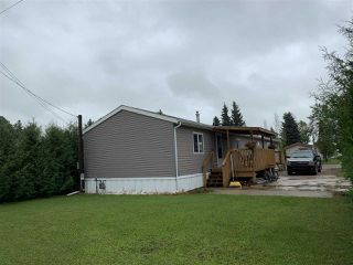Photo 27: : Smoky Lake Town Manufactured Home for sale : MLS®# E4199745