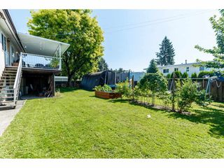 Photo 33: 46108 CLARE Avenue in Chilliwack: Fairfield Island House for sale : MLS®# R2483715