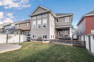 Photo 44: 2010 78 Street in Edmonton: Zone 53 House for sale : MLS®# E4220204