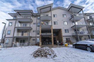 Photo 1: 221 151 Edwards Drive in Edmonton: Zone 53 Condo for sale : MLS®# E4223458