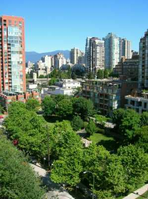 """Photo 6: 1202 1500 HOWE ST in Vancouver: False Creek North Condo for sale in """"THE DISCOVERY"""" (Vancouver West)  : MLS®# V602479"""