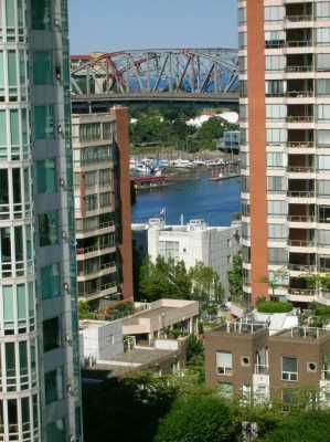 """Photo 5: 1202 1500 HOWE ST in Vancouver: False Creek North Condo for sale in """"THE DISCOVERY"""" (Vancouver West)  : MLS®# V602479"""