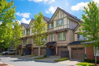 """Main Photo: 27 1338 HAMES Crescent in Coquitlam: Burke Mountain Townhouse for sale in """"FARRINGTON PARK"""" : MLS®# R2408731"""