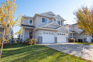 Main Photo: #5 115 CHESTERMERE Drive: Sherwood Park House Half Duplex for sale : MLS®# E4176881