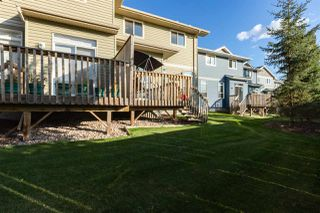 Photo 43: 13 735 85 Street in Edmonton: Zone 53 House Half Duplex for sale : MLS®# E4181806