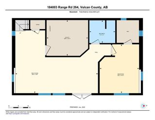 Photo 46: 184003 Range Road 264: Rural Vulcan County Detached for sale : MLS®# C4299458