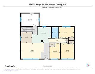 Photo 45: 184003 Range Road 264: Rural Vulcan County Detached for sale : MLS®# C4299458