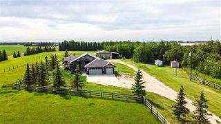 Main Photo: 55030 Range Road 261: Rural Sturgeon County House for sale : MLS®# E4201538