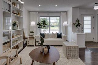 Photo 3: 6814 21A Avenue SW in Edmonton: Zone 53 House Half Duplex for sale : MLS®# E4208584