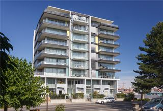 Photo 1: 504 373 Tyee Rd in : VW Victoria West Condo for sale (Victoria West)  : MLS®# 855121