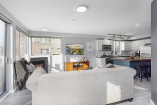 """Photo 6: 201 122 E 3RD Street in North Vancouver: Lower Lonsdale Condo for sale in """"Sausalito"""" : MLS®# R2525697"""
