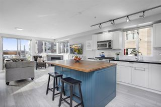 "Main Photo: 201 122 E 3RD Street in North Vancouver: Lower Lonsdale Condo for sale in ""Sausalito"" : MLS®# R2525697"