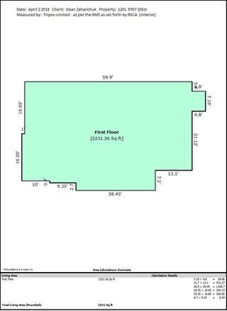 Photo 50: 1201 9707 105 Street in Edmonton: Zone 12 Condo for sale : MLS®# E4198220