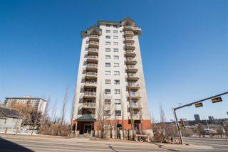 Photo 1: 1201 9707 105 Street in Edmonton: Zone 12 Condo for sale : MLS®# E4198220