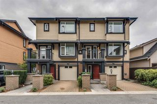 "Main Photo: 5 4766 55B Street in Delta: Delta Manor Townhouse for sale in ""MANOR GARDENS"" (Ladner)  : MLS®# R2500371"