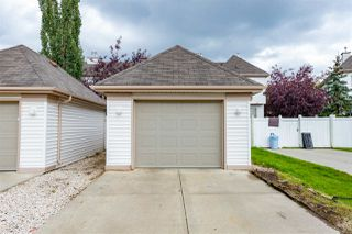 Photo 29: 4308 TERWILLEGAR Link in Edmonton: Zone 14 Attached Home for sale : MLS®# E4170869