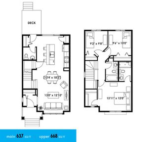Photo 27: 1210 Rosenthal Boulevard in Edmonton: Zone 58 Attached Home for sale : MLS®# E4187828