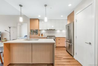 """Photo 4: 310 2188 MADISON Avenue in Burnaby: Brentwood Park Condo for sale in """"Madison & Dawson"""" (Burnaby North)  : MLS®# R2447969"""