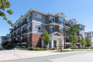 "Photo 1: 501 6480 195A Street in Surrey: Clayton Condo for sale in ""SALIX"" (Cloverdale)  : MLS®# R2448079"