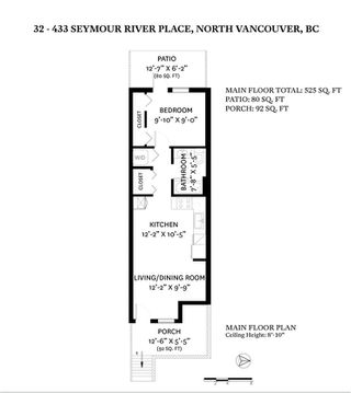 "Photo 16: 32 433 SEYMOUR RIVER Place in North Vancouver: Seymour NV Condo for sale in ""Maplewood Place"" : MLS®# R2452609"