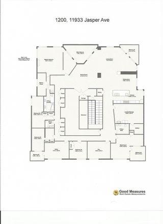 Photo 41: 1200 11933 JASPER Avenue in Edmonton: Zone 12 Condo for sale : MLS®# E4208205