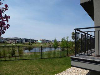Photo 2: 415 1004 ROSENTHAL Boulevard in Edmonton: Zone 58 Condo for sale : MLS®# E4168101