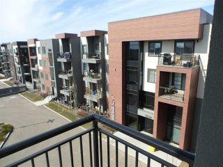 Photo 19: 415 1004 ROSENTHAL Boulevard in Edmonton: Zone 58 Condo for sale : MLS®# E4168101