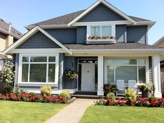 "Main Photo: 5150 WESTMINSTER Avenue in Delta: Hawthorne House for sale in ""BENTLEY LANE"" (Ladner)  : MLS®# R2411938"