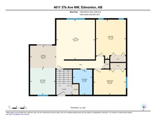 Photo 30: 4611 37B Avenue in Edmonton: Zone 29 House for sale : MLS®# E4183259