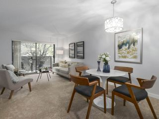 """Main Photo: 205 2215 DUNDAS Street in Vancouver: Hastings Condo for sale in """"HARBOUR REACH"""" (Vancouver East)  : MLS®# R2427227"""