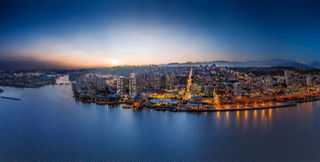 """Photo 2: 1502 988 QUAYSIDE Drive in New Westminster: Quay Condo for sale in """"RIVERSKY 2"""" : MLS®# R2450521"""
