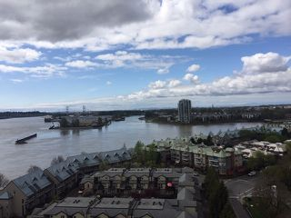 """Photo 10: 1502 988 QUAYSIDE Drive in New Westminster: Quay Condo for sale in """"RIVERSKY 2"""" : MLS®# R2450521"""