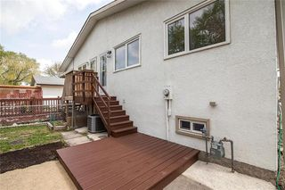 Photo 16: 103 Bernadine Crescent in Winnipeg: Crestview Residential for sale (5H)  : MLS®# 202011362