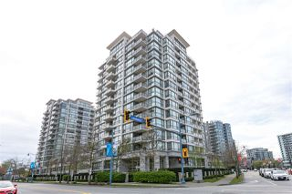 "Main Photo: 202 7575 ALDERBRIDGE Way in Richmond: Brighouse Condo for sale in ""Ocean Walk Tower 3"" : MLS®# R2483403"