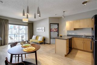 Photo 2: 409 10235 112 Street NW in Edmonton: Zone 12 Condo for sale : MLS®# E4212241