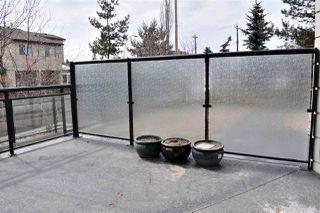 Photo 16: 147 4827 104A Street in Edmonton: Zone 15 Condo for sale : MLS®# E4172631