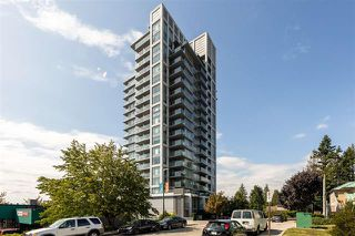 Photo 1: 1308 958 Ridgeway Avenue in Coquitlam: Central Coquitlam Condo for sale : MLS®# R2403207