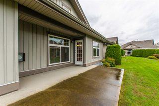 "Photo 4: 42 45752 STEVENSON Road in Sardis: Sardis East Vedder Rd House for sale in ""HIGGINSON VILLAS"" : MLS®# R2410188"