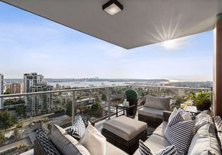 Photo 3: 1606 150 W 15TH STREET in North Vancouver: Central Lonsdale Condo for sale : MLS®# R2403265