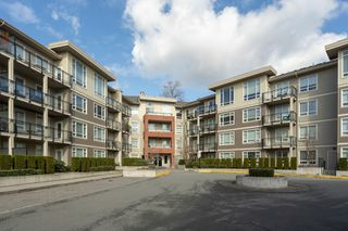 """Main Photo: C322 20211 66 Avenue in Langley: Willoughby Heights Condo for sale in """"ELEMENTS"""" : MLS®# R2443083"""
