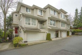 "Photo 1: 53 14952 58TH Avenue in Surrey: Sullivan Station Townhouse for sale in ""HIGHBRAE"" : MLS®# R2448060"